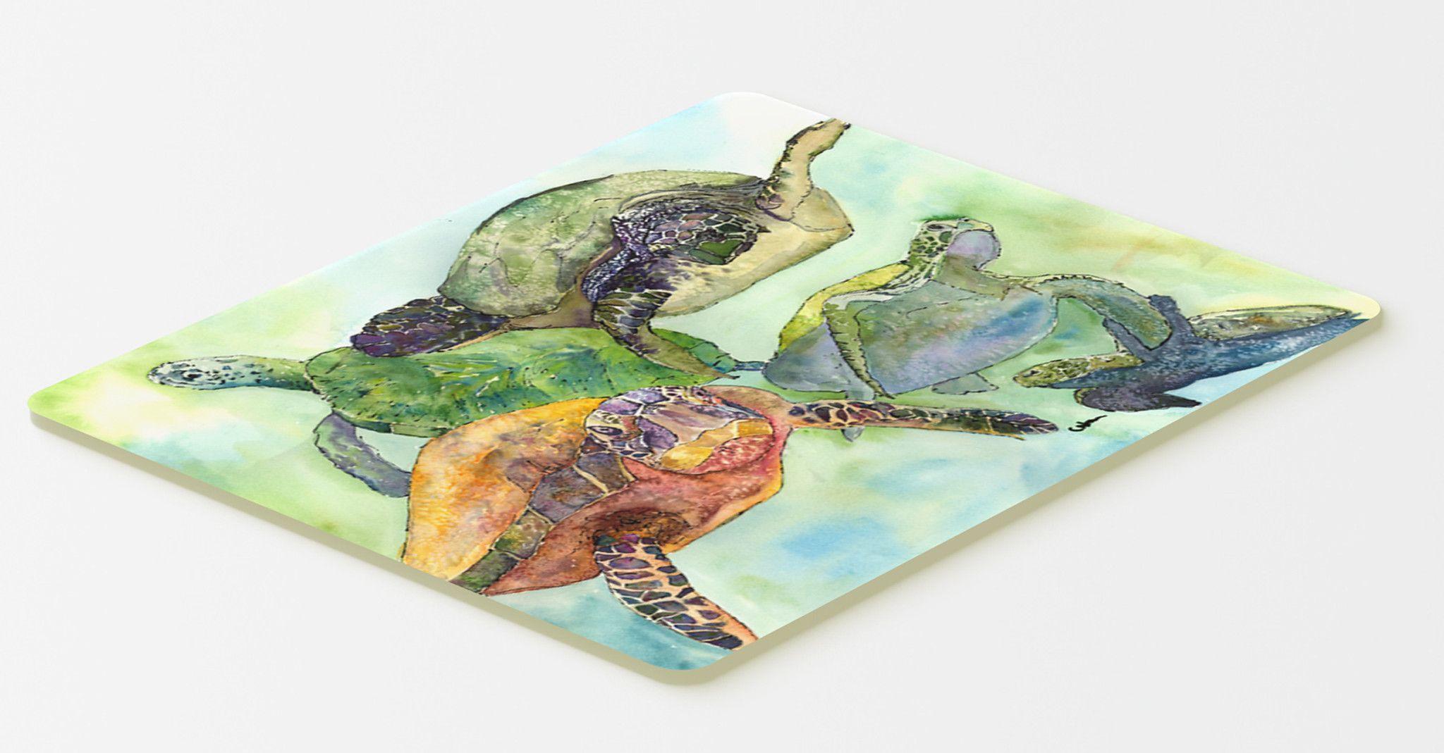 Turtle Kitchen or Bath Mat 20x30