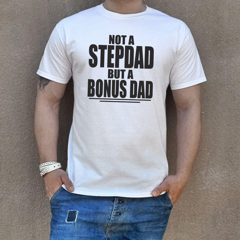 9662401dd Step dad Shirt Not A STEPDAD A BONUS DAD. Gifts for Stepdad Step Father  Gift Stepfather shirt Gift Stepdad Shirt Step-Dad Gift Step Dad gift by  Crafteri on ...