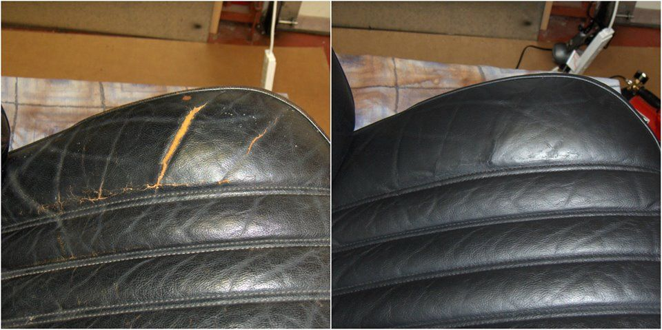 Complete Leather Repair Kit | Leather repair, Car interiors and Cars