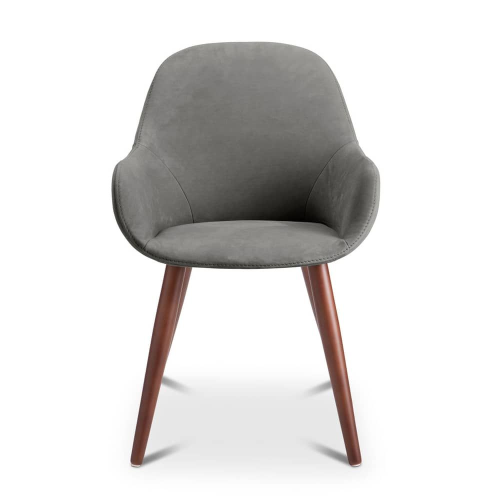 LAYLA Stuhl Nubuck bequem online bestellen Stühle