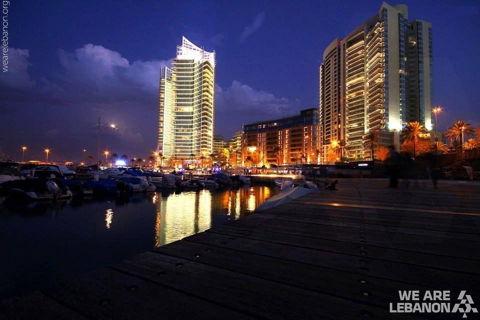Beirut At Night بيروت ليلا By Ahmad Ghaleb Night City Lebanon Around The Worlds