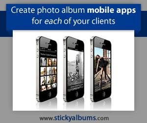 how to use sticky albums as a marketing tool