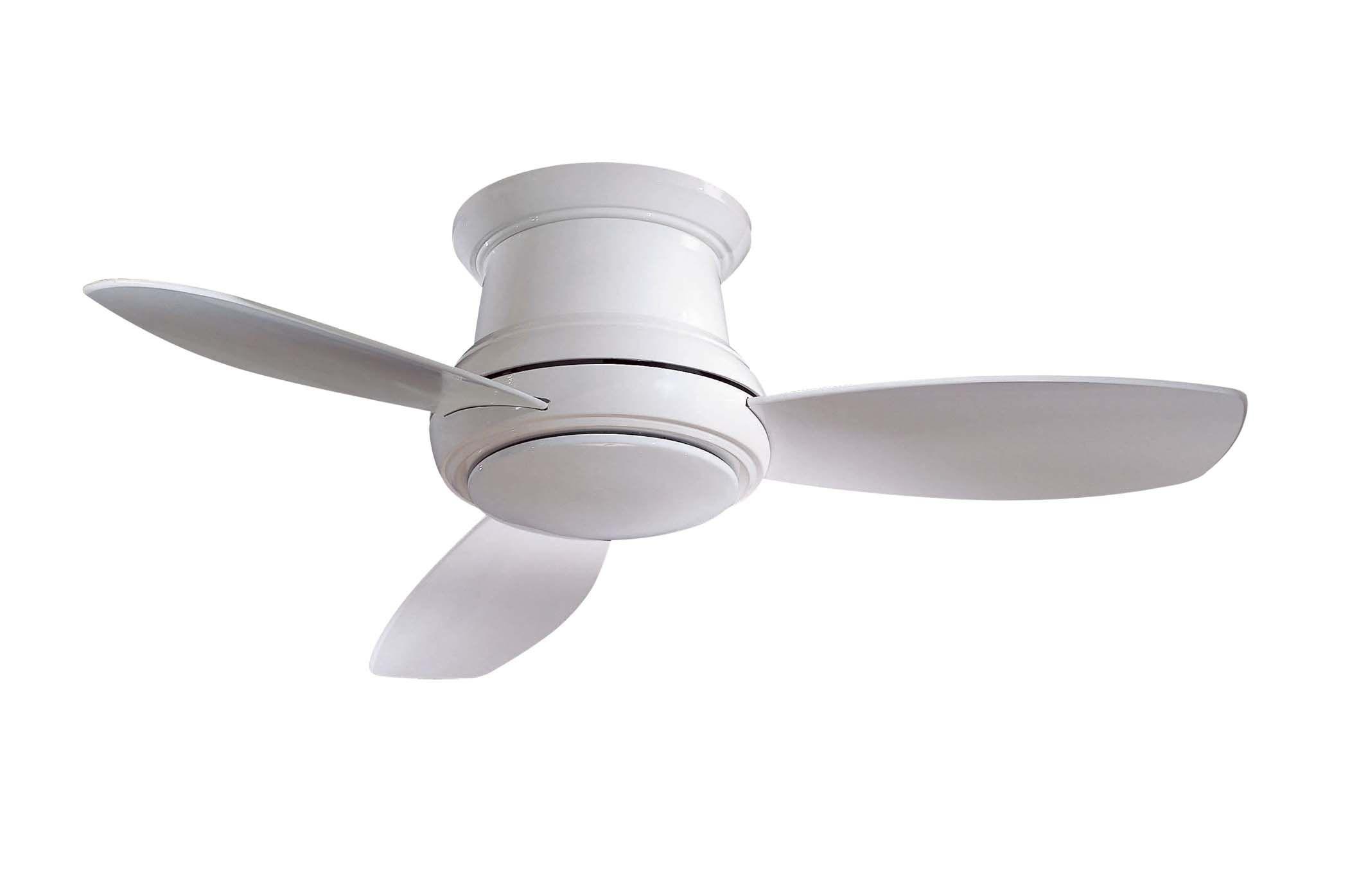Concept Ii Ceiling Fan With Light By Minka Aire F518l Bn Ceiling Fan Led Ceiling Fan Ceiling Fan With Light