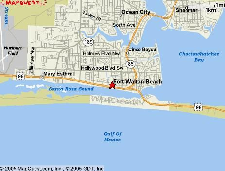 Beautiful Condo For Rent In Destin Okaloosa Island Florida