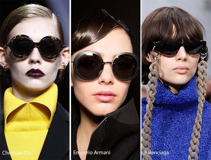 561e6e35672 Fall  Winter 2016-2017 Eyewear Trends  Sunglasses with Dark Lenses