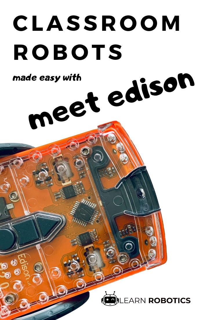 How to Get Started with Meet Edison Robots is part of Edison robot, Robot programming, Learn robotics, Robot activity, Educational robots, Make a robot - Learn how to program your Meet Edison Robot for a variety of STEM & robotics education challenges  We'll show you how to get started with Meet Edison Robots