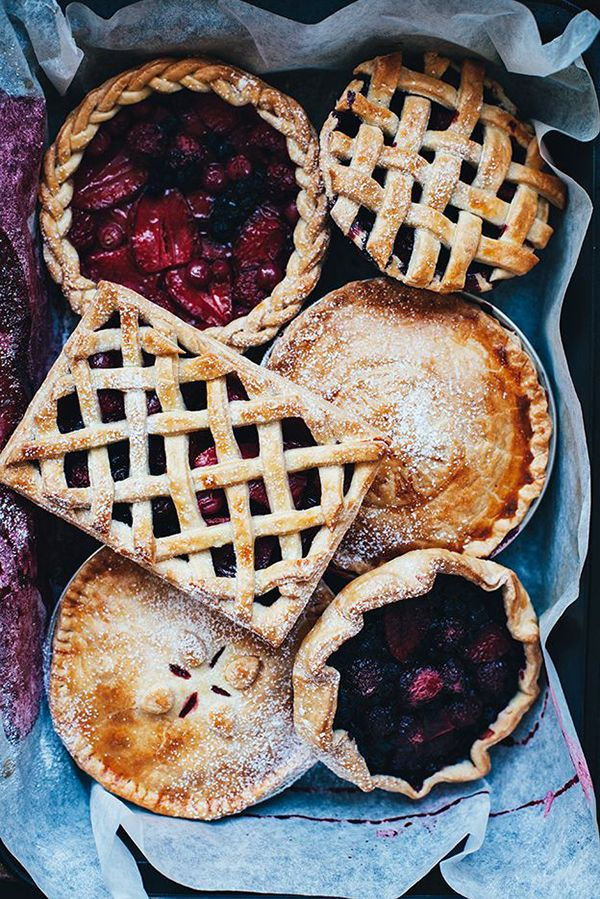 10 Summer Pies to Try As Soon As Possible