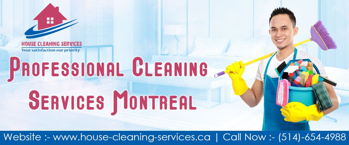 Cleaning services montreal house cleaning services