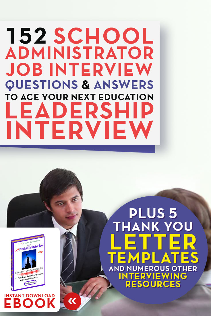 Teaching Job Interview Questions and Answers on Pinterest ...