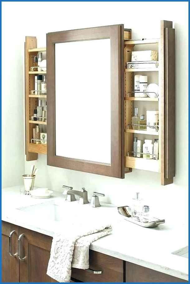Sliding Bathroom Mirror Sliding Bathroom Mirror Cabinet Awesome