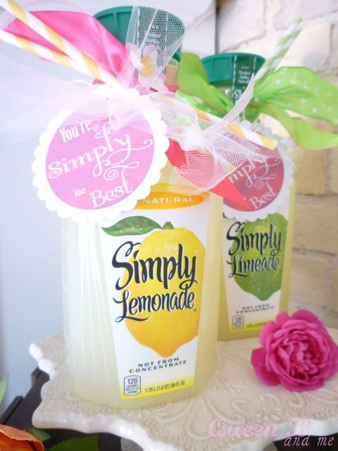 You Re Simply The Best Lemonade Gift