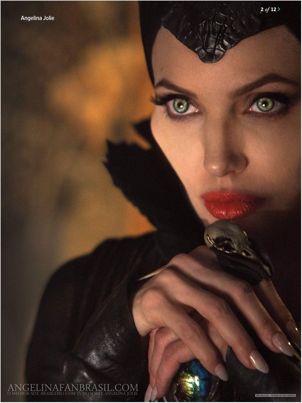 Angelina Jolie As Maleficent Angelina Jolie Malefica