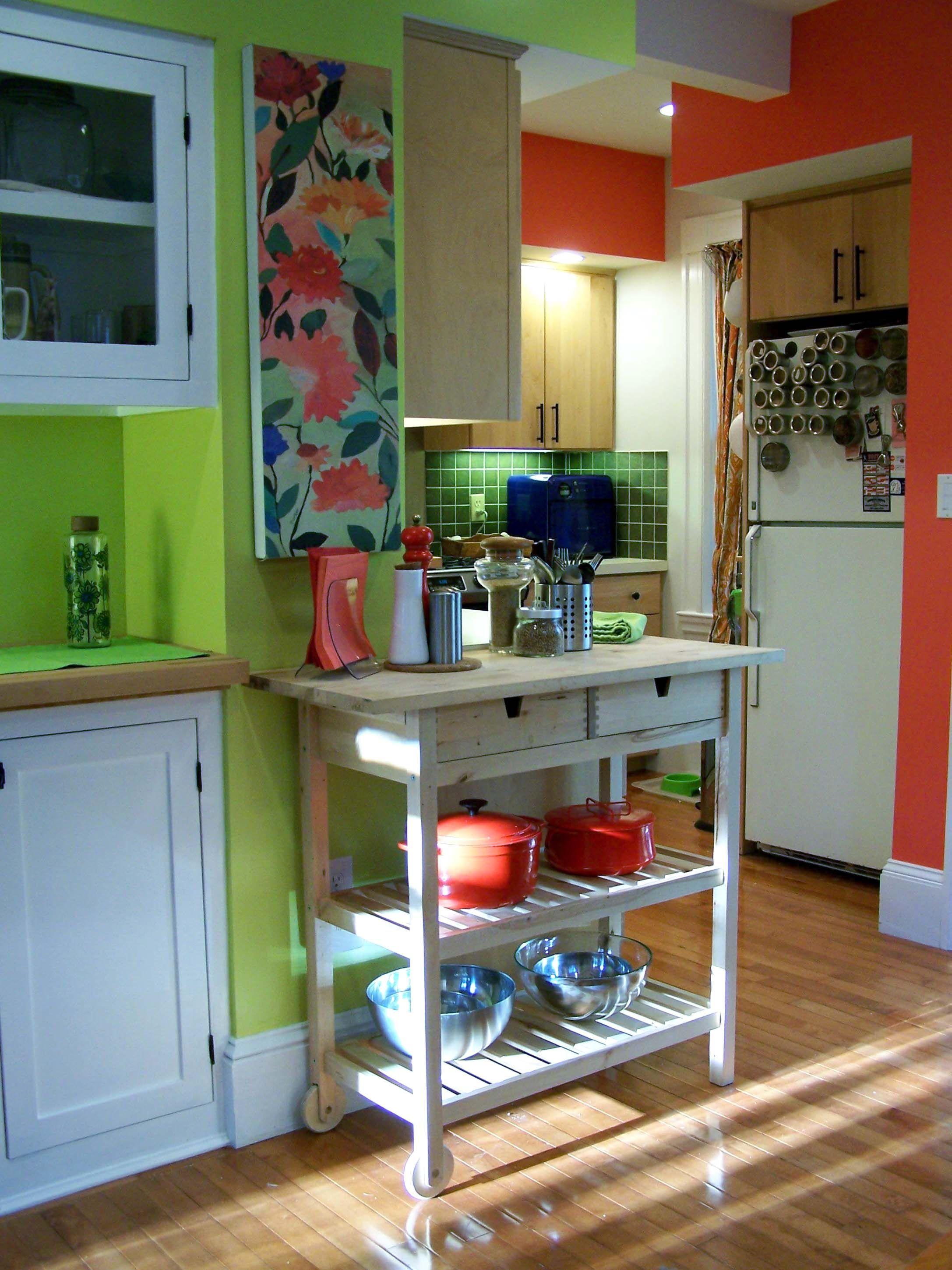 Ikea forhoja kitchen cart inspired by ikea home pinterest