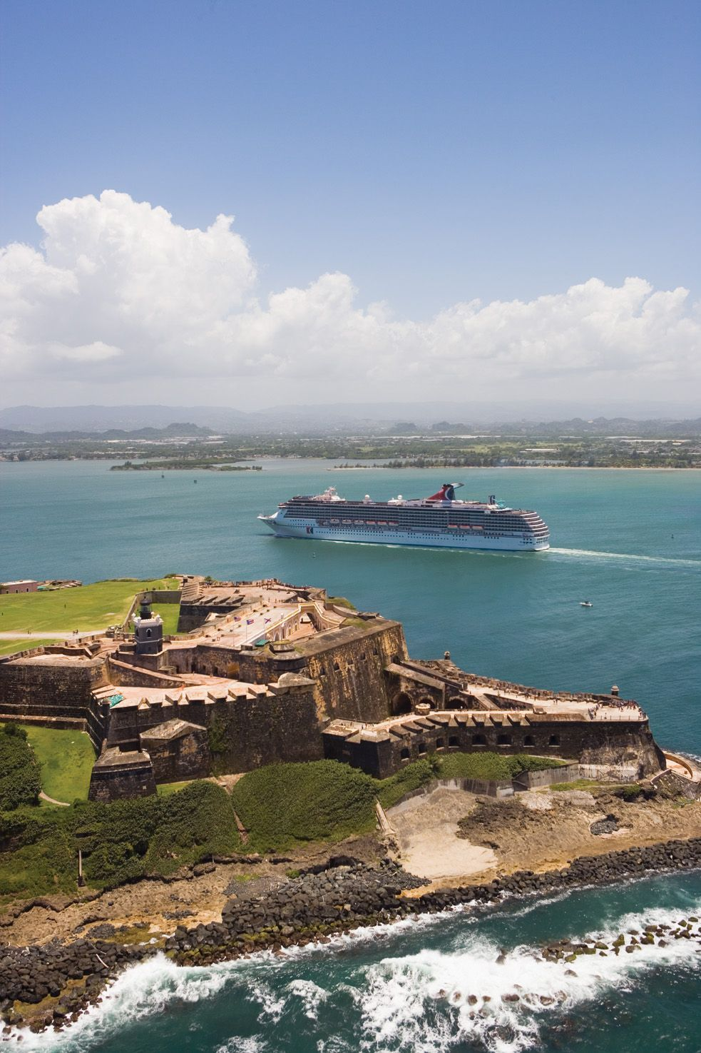 Carnival Cruise Line, Vacation