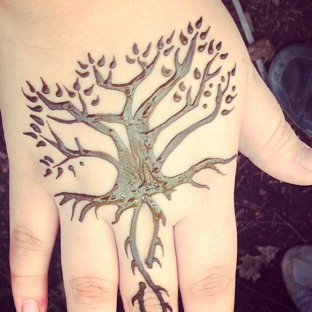 This Tree Except On My Foot [Pinned 09/02/13]
