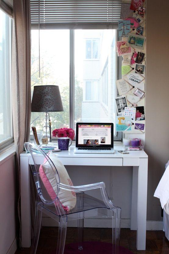 Nikki Rappaport\'s D.C. Studio Home Tour | Studio apartment, Desks ...