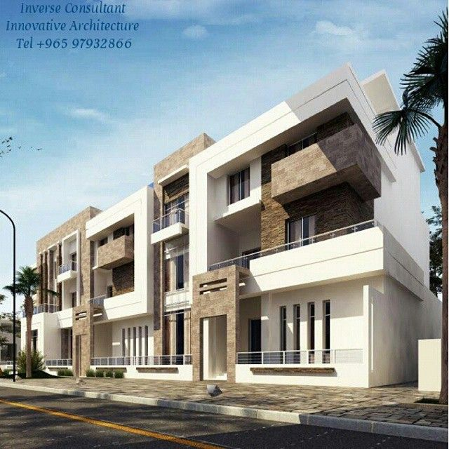 Private Residence Concept Designed By Inverse Architecture Firm Kuwait Kuwaitcity Q8 Qatar