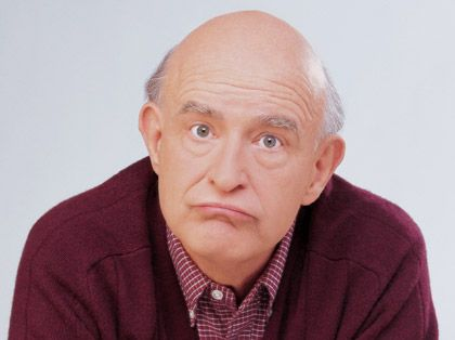 In Quot Everybody Loves Raymond Quot Peter Boyle Played Frank