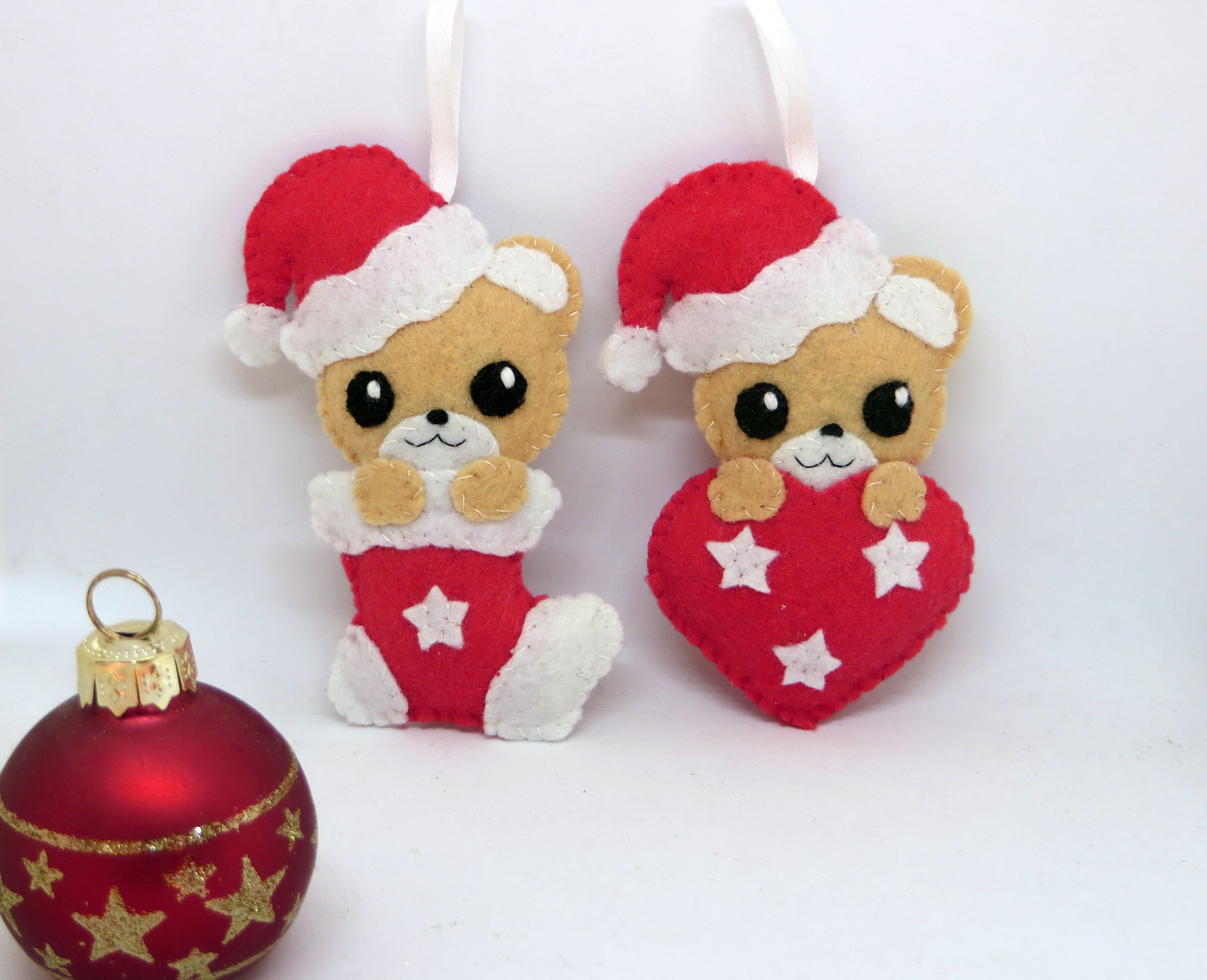 Decoration de noel kawaii