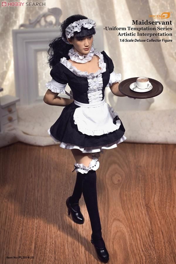 [close] Phicen Limited 1/6 Uniform Temptation Series Maid (Fashion Doll) Item picture2