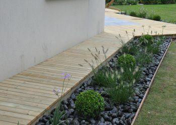 am nagement bordure terrasse dj cr ation exterieur pinterest bordure terrasse bordure. Black Bedroom Furniture Sets. Home Design Ideas