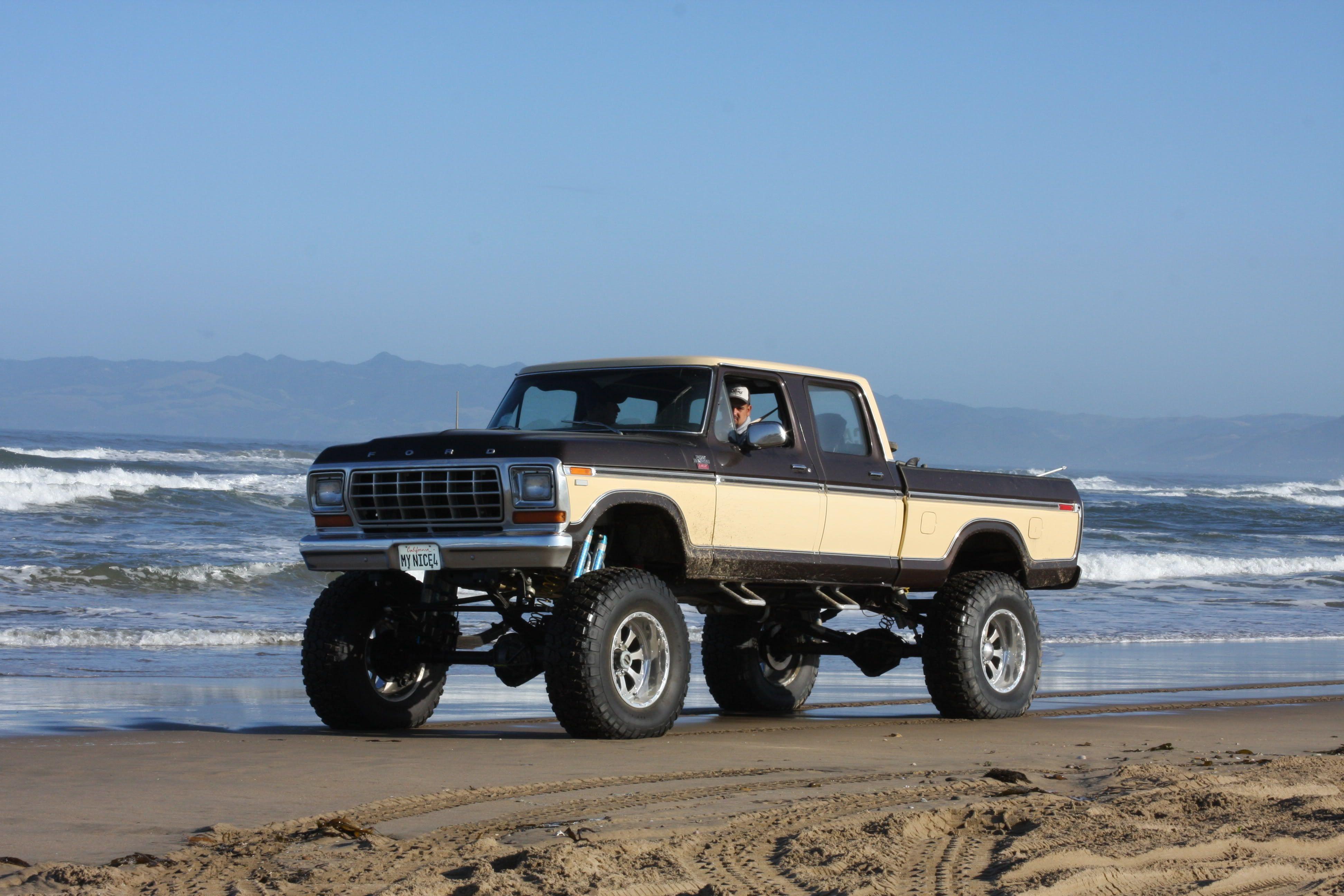 Old Ford Crew Cab Trucks | Stolen 1979 F-350 Crew Cab Whittier, CA ...