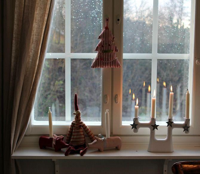 Joulutunnelmilla jatketaan vielä