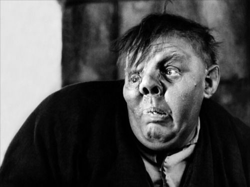 Image result for quasimodo laughton