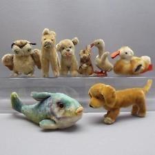 Un concepto antiguo steifftiere, 8 animales diferentes