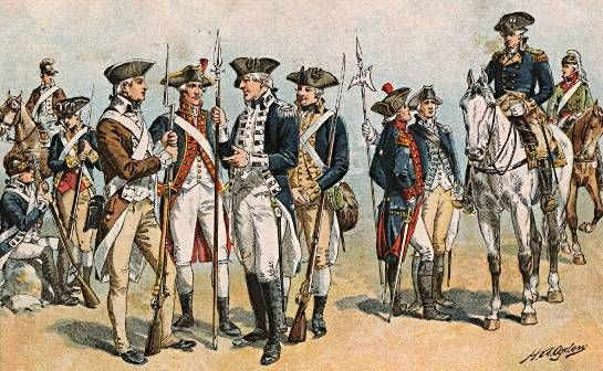 exploring the many causes of the revolutionary war Causes and effects of the french & indian war losses causes of the french and indian war the revolutionary war some of north america's greatest exports.