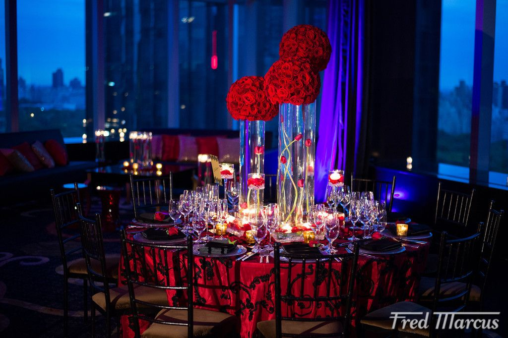 Red rose wedding decoration ideas veenvendelbosch red rose wedding decoration ideas junglespirit Images