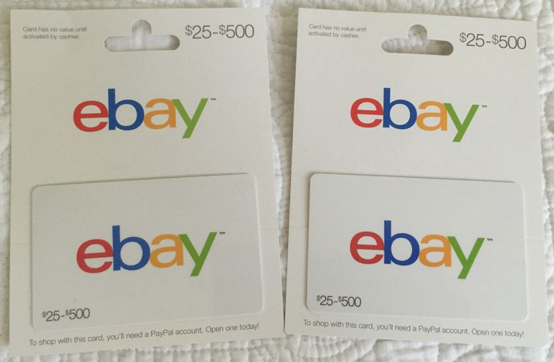 Free eBay Gift Card | eBay and Gaming