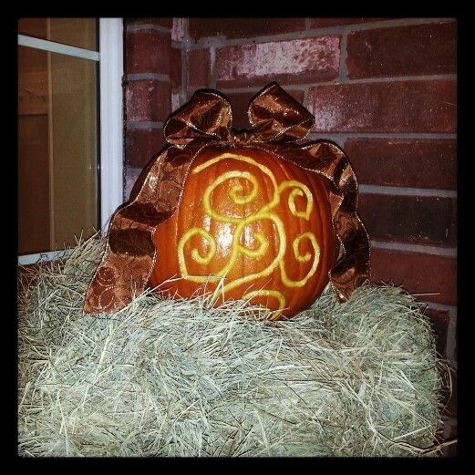 Fall Pumpkin!