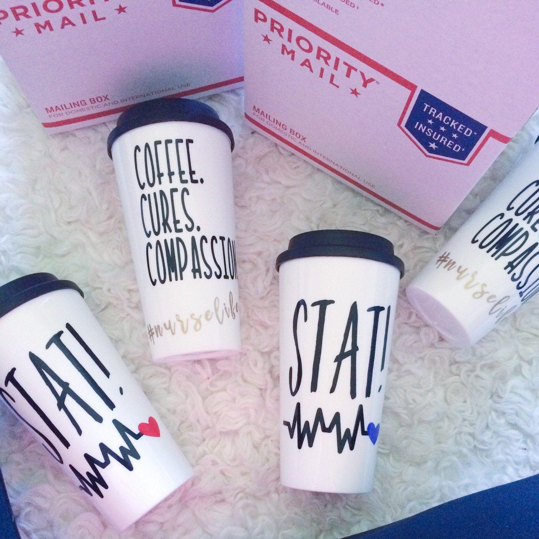 Fun Travel Coffee Mugs For Nurse Appreciation Week