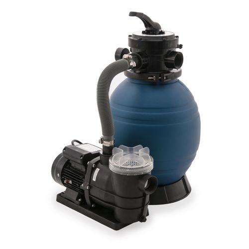 Oceania C740010 Above Ground Pool Filter and Pump System stuff