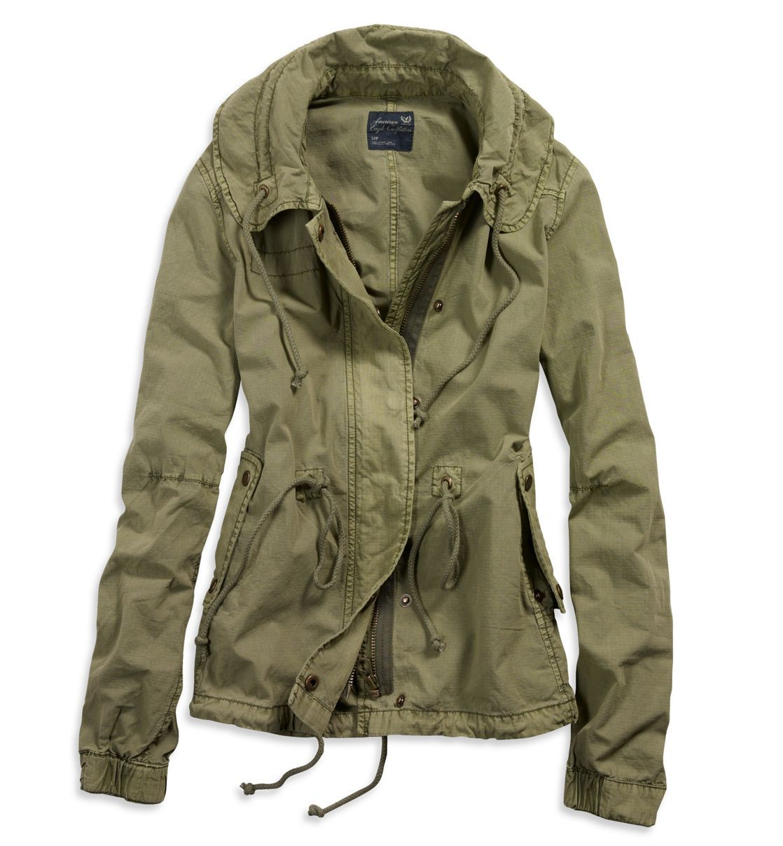 f8111a1fab202e Anorak Jacket Green