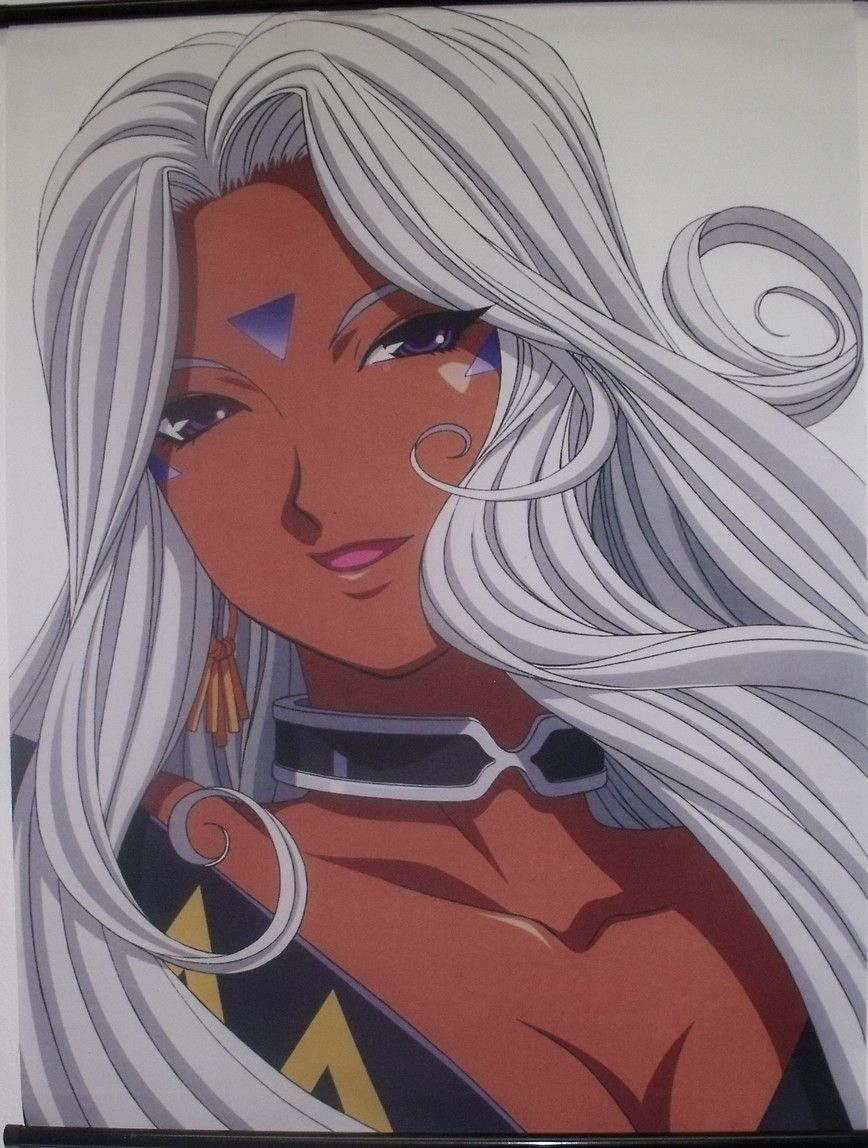 Urd, Ah! My Goddess. Ah (Oh)! My Goddess