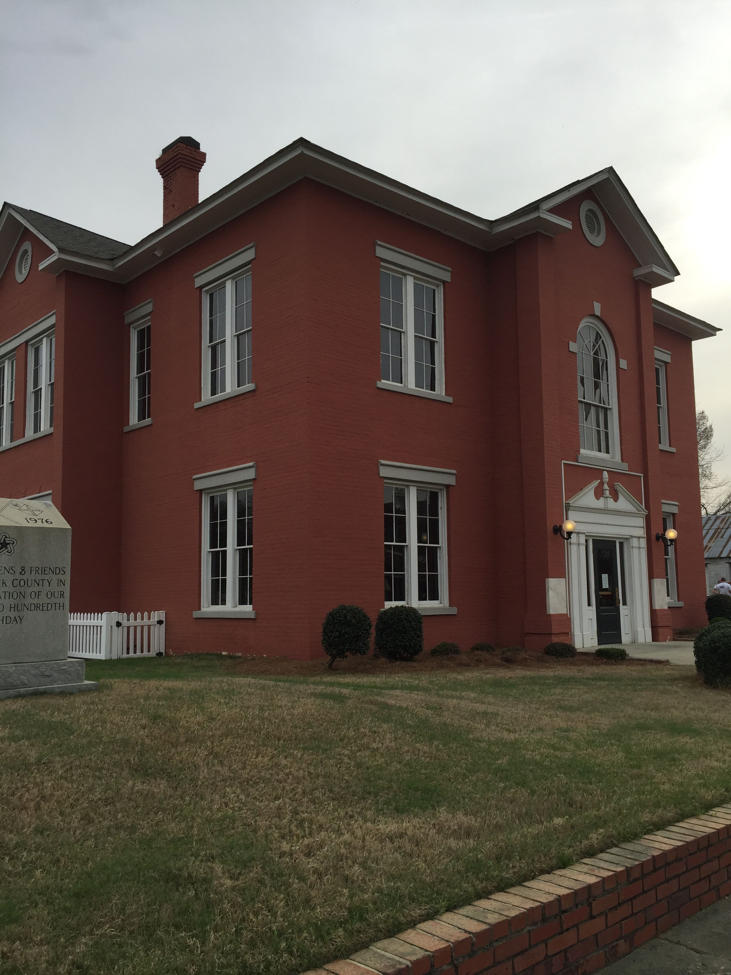 Glascock County Courthouse in Gibson, Paul