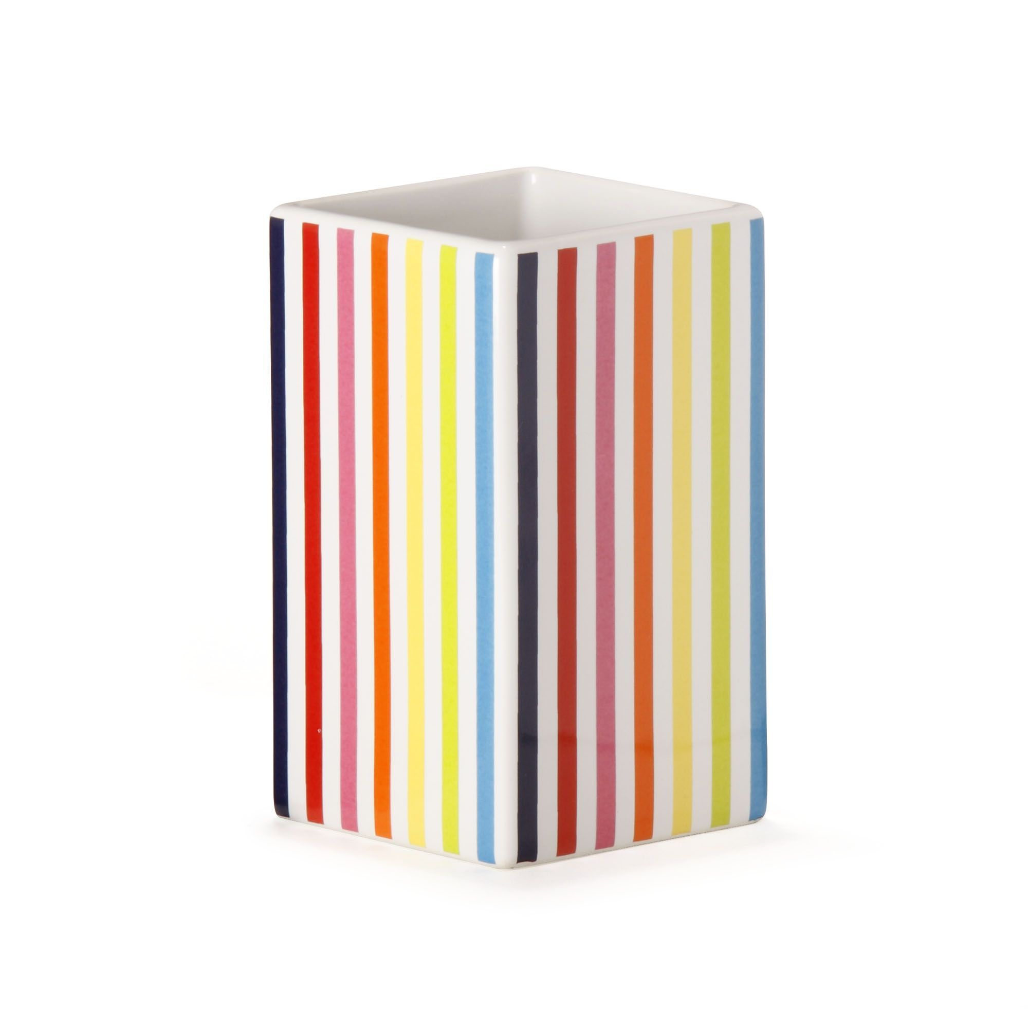 Accessoire Salle De Bain Multicolore ~ gobelet dents multicolore shine gobelets et portes brosses