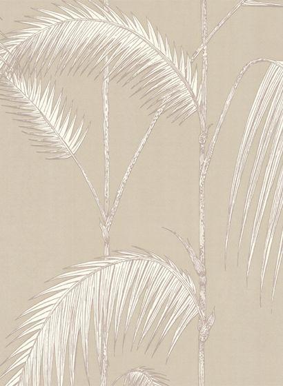 Tapete Palm Leafes von Cole and Son #schlafzimmer #badezimmer ...