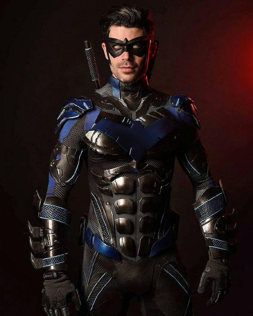 SNEAK PEEK: DCs Nightwing In Action