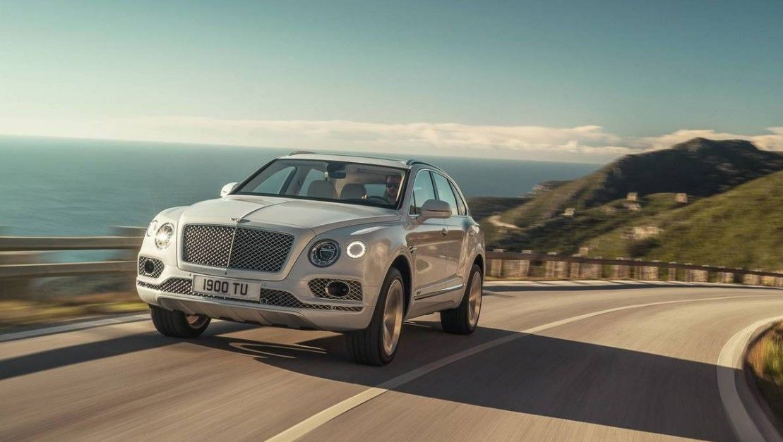The Next Gen 2019 Bentayga Coming Soon Read Our Expert Review About