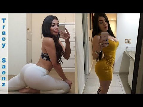 Tracy Saenz Big Butt Mexican Model Youtube