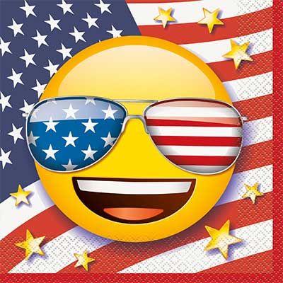 Fourth Of July Emojis
