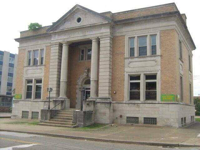 Carnegie Library West Virginia Parkersburg Carnegie Library