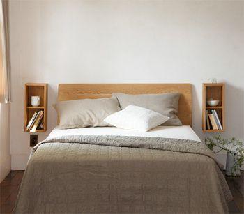 知ってた 無印良品の 壁に付けられる家具 はサイズオーダーできるんだよ インテリア 家具 寝室 家具のアイデア