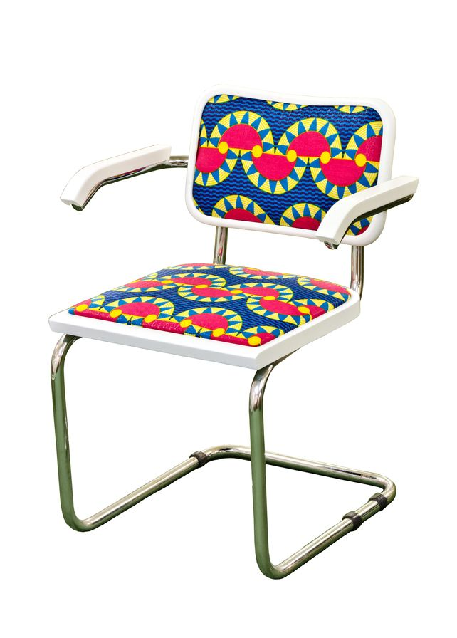 Marcel Breuer Cesca Chair Italian Reproduction Tropicall & Mid Century  Modern