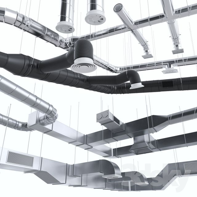 Ventilation System Ventilation System Building Ventilation