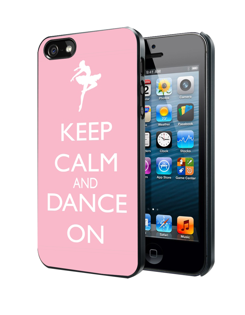Keep Calm and Dance On Samsung Galaxy S3/ S4 case, iPhone 4/4S / 5 ...
