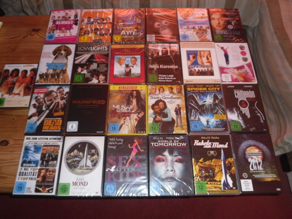 25 Dvd Filme Ovp Neu Paket 28 Ebay Pinterest Ebay